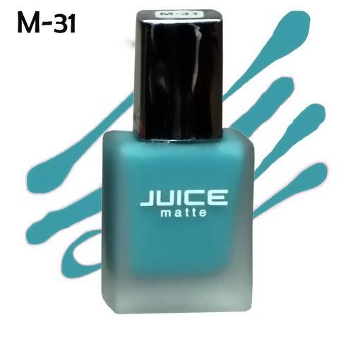 Juice Beauty Juice Matte Long Stay Nail paint Set Of 4