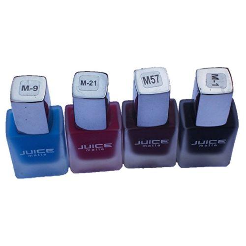 Good JUICE Matte Nail Polish (Set of Four)(M-9, M-59, M-01, M-21)