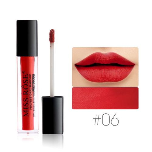 Good Red Matte Me Lipstick 24hrs Long Lasting