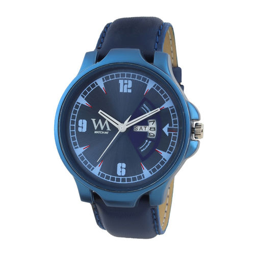WM Men Blue Analogue Watch DDWM-080zz