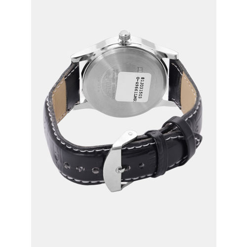 maxima Men Silver-Toned Analogue Watch O-49661LMGI