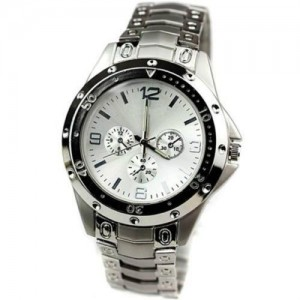 Mens Hot Favrit Rosra Silver Stylish Rosra Watch - Rosra Watches For Men