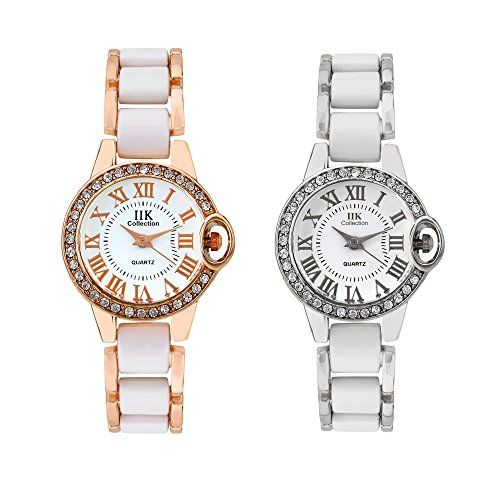 IIk Collection Watches Combo of Women's Analogue Multi-Coloured Dial Wrist Watch