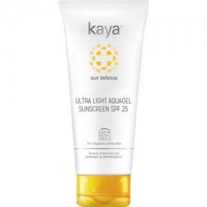 Kaya Ultra Light Aquagel Sunscreen - SPF 25 PA++++