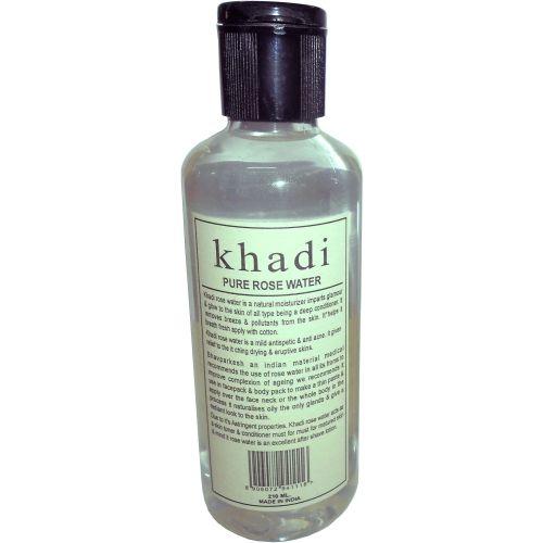 Khadi Herbal Pure Rose water