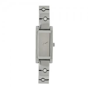 Titan Raga Women Steel-Toned Dial Watch NF9720SM01J
