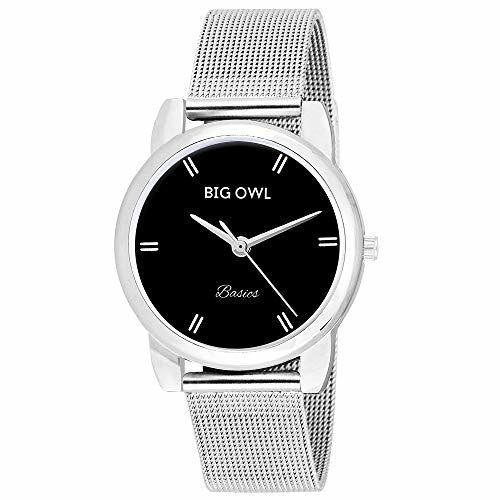 Bigowl Basics Analogue Black Women's Watch