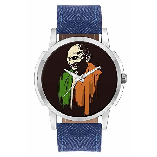 Bigowl Independence Day Gift Wrist Watch for Boys and Men2009638302-RS1-W-BLU