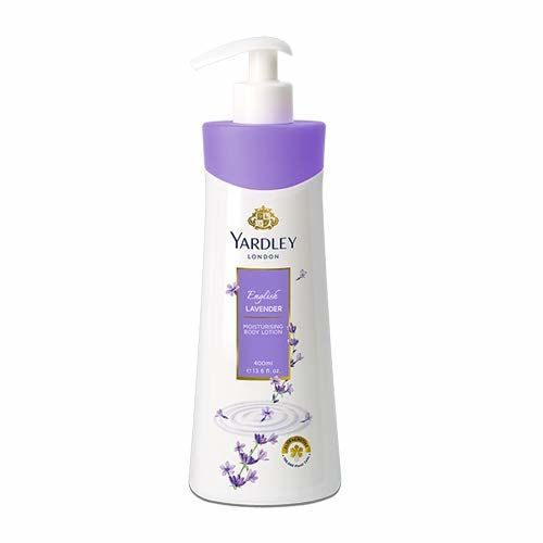 Yardley London - English Lavender Hand & Body Lotion for Women, 350ml