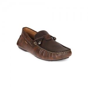 Duke Men Brown Loafers