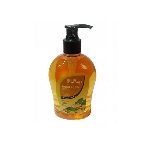 Skin Cottage - Hand Soap - Ginger & White Tea 500ml-MA013s1