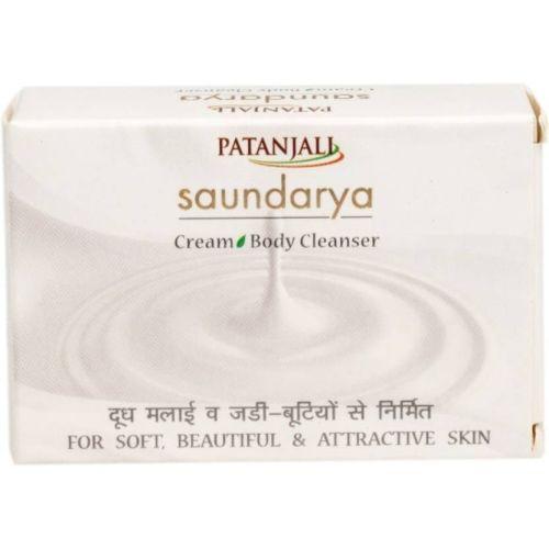 Patanjali Saundraya Cream Body Cleanser