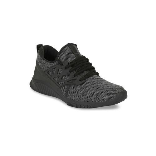 Mactree Men Black & Grey Sneakers