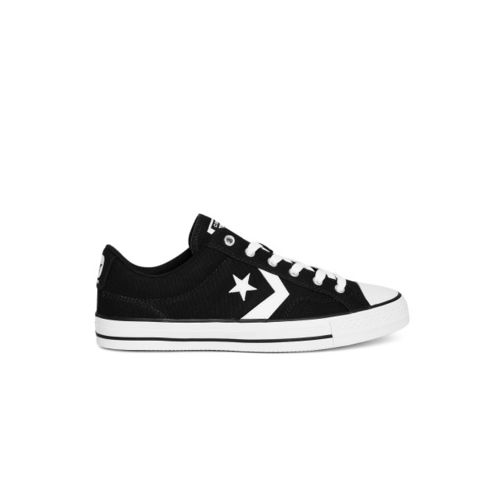 Prominente Frente a ti es suficiente  Buy Converse Unisex Black & White 161477C Sneakers online | Looksgud.in
