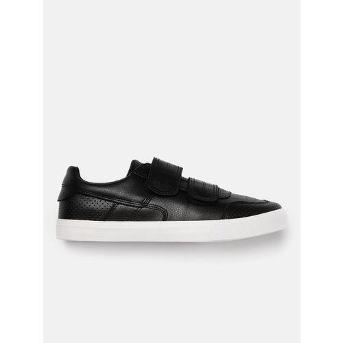 Mast & Harbour Men Black Sneakers