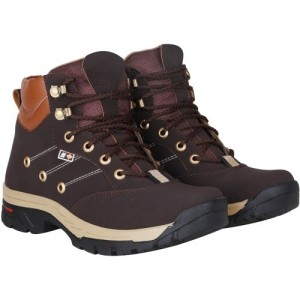 00f58ca7823f15 Buy Marshal Play fix Tan Genuine Leather Corporate Boots online ...