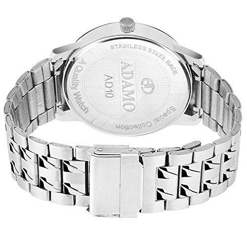 Adamo Designer (Day & Date) Men's Wrist Watch A820SM05