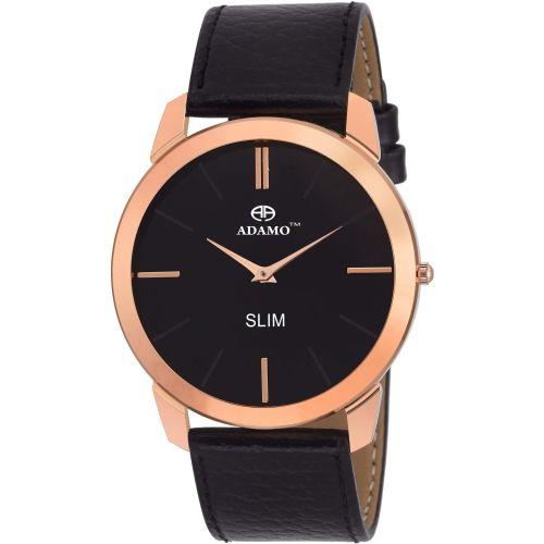 ADAMO AD64KL02 Slim Watch - For Men