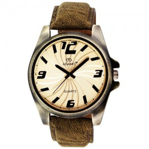 Adamo Designer Wrist Watch AD161