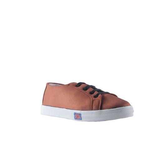 MSC Women's Tan Sneakers