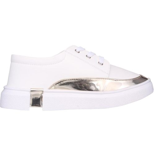 Clymb LS-11 White Heel Sneakers For Women's In Various Sizes