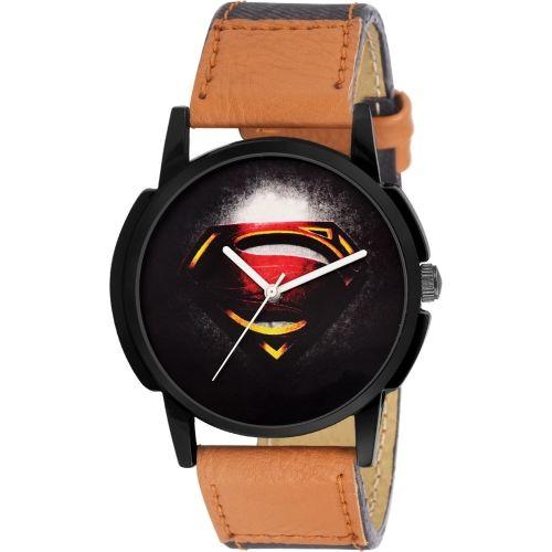 Timebre BLK721 Black Dial Watch - For Men