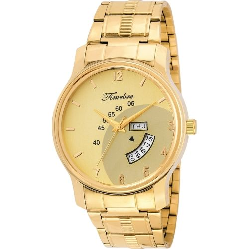 Timebre GLD803 Original Gold Plated Watch - For Men