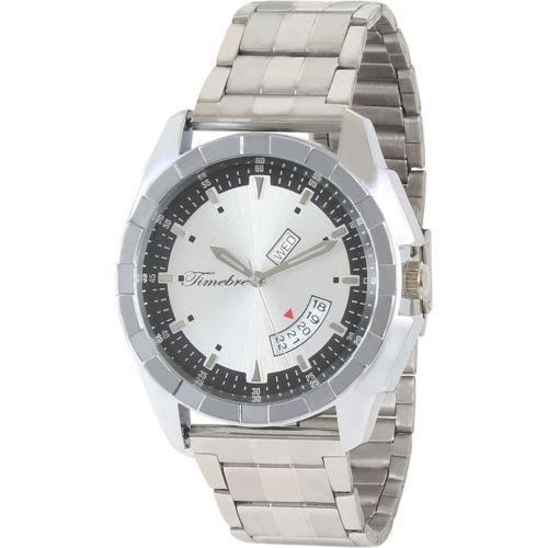 Timebre TGXSLV253 Original Day-Date Watch - For Men