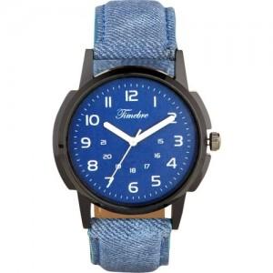 Timebre GXBLU545 Blue Dial Watch - For Men