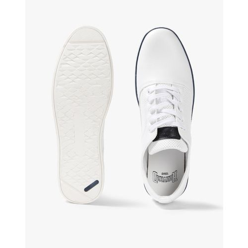 Harvard Men White Sneakers