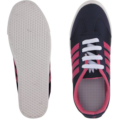 Clymb TR-1015 Pink Sneakers For Women's In Various Sizes