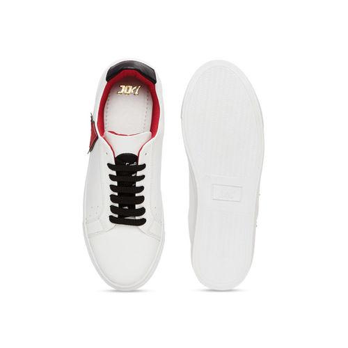 Doc Martin Men White Sneakers