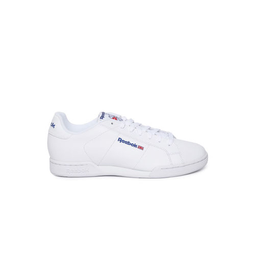 c07826f061597 Buy Reebok Classic Men White NPC II Sneakers online