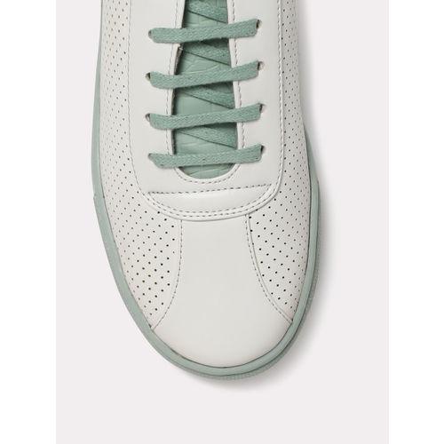 Mocas Men White Sneakers