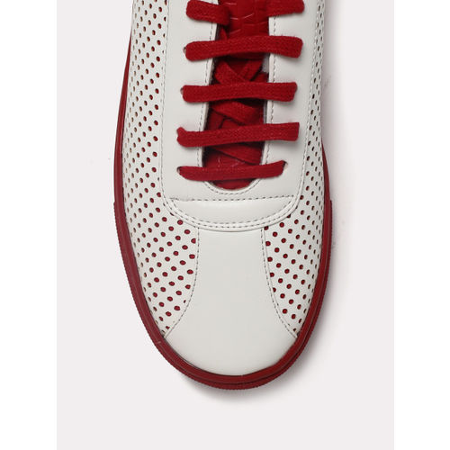 Mocas Men White Sneakers
