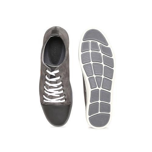 U.S. Polo Assn. Men Grey Sneakers
