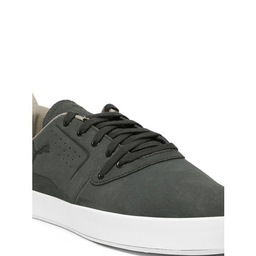 Buy Puma Men Grey SF El Maestro LS