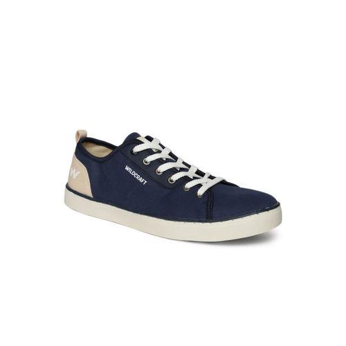 Wildcraft Men Blue Celio 2.0 Sneakers