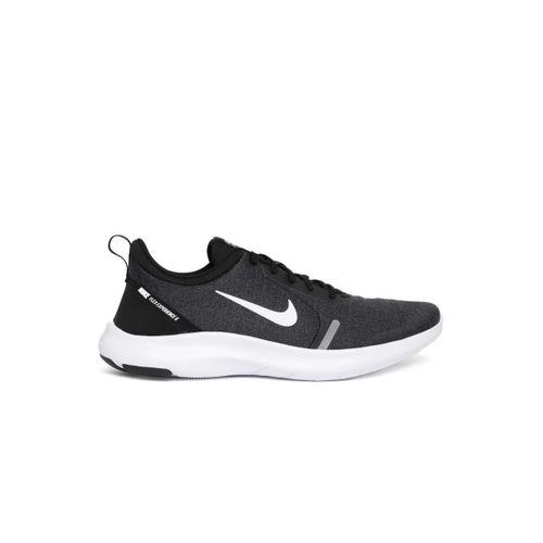Nike Men Black FLEX EXPERIENCE 8 Running Shoes
