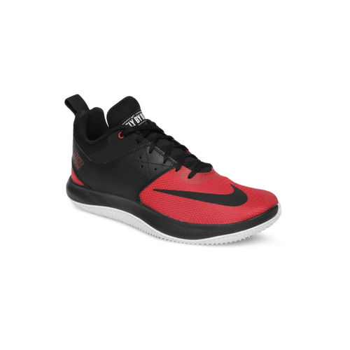 Nike Men Black FLY.BY LOW II Basketball Shoes