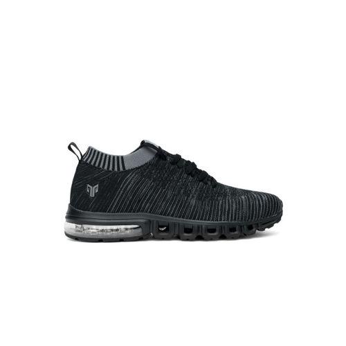 2GO Men Black Running Shoes