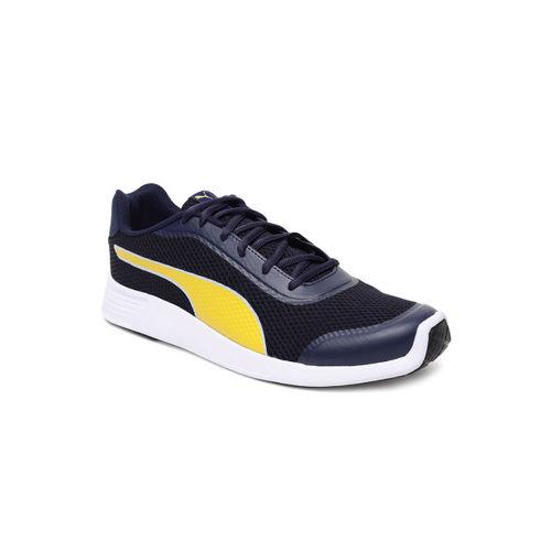 Puma Men Black FST v2 IDP Running Shoes