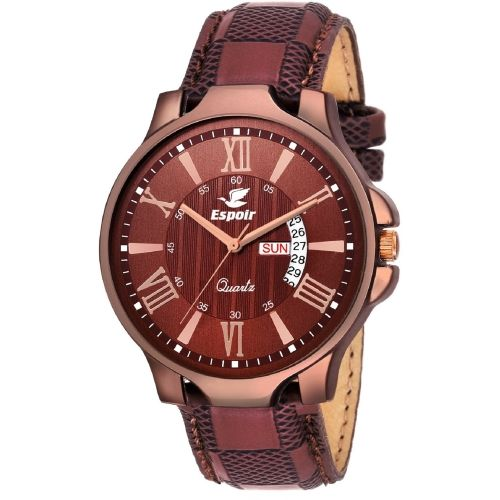 Espoir ES8401 Day and Date Functioning High Quality Watch - For Men