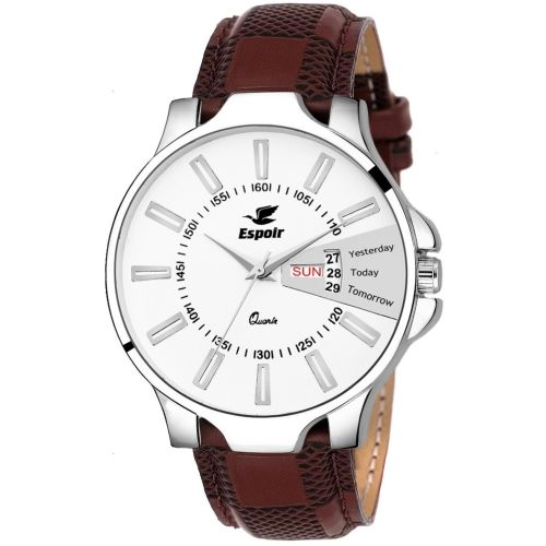 Espoir LC-5087 DAY AND DATE FUNCTIONING Watch - For Men