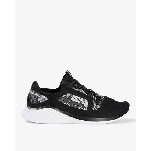 ASICS Men Black fuzeTORA Running Shoes