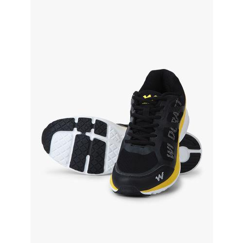 Wildcraft Ogden Black Running Shoes