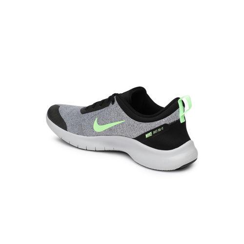 Nike Men Grey FLEX EXPERIENCE 8 Running Shoes