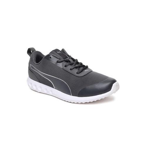 Puma Men Grey HappyFeetv2 IDP Running Shoes