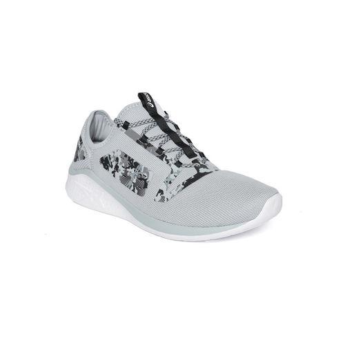 ASICS Men Grey Fuze Tora Running Shoes