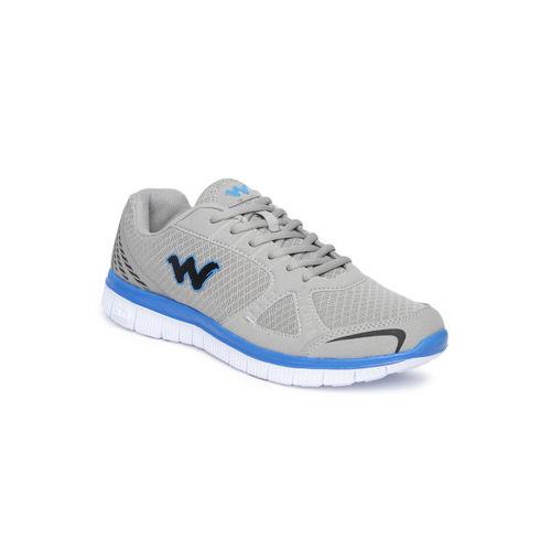 Wildcraft Men Grey Trekking Shoes